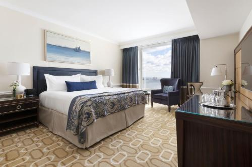 Boston Harbor Hotel Photo