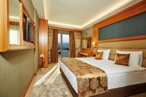 Ikbal Deluxe Hotel Istanbul photo 116