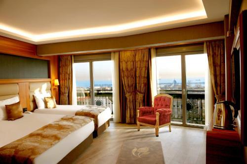 Ikbal Deluxe Hotel Istanbul photo 118