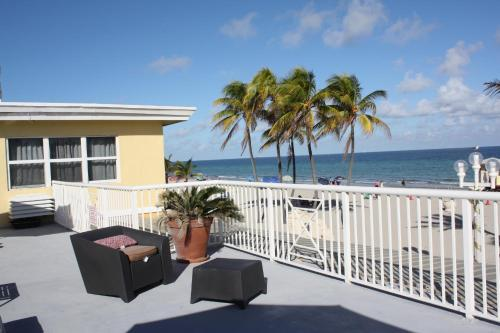 La Terrace Ocean Front Hotel - Hollywood, FL 33019