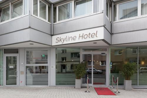 Skyline Hotel City Frankfurt photo 66