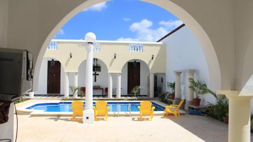 Hotel Hacienda Margot Photo