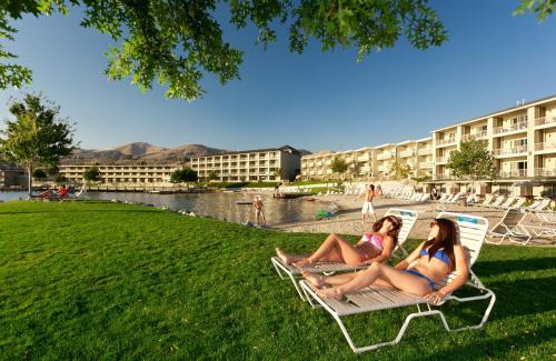 Campbell's Resort On Lake Chelan - Chelan, WA 98816
