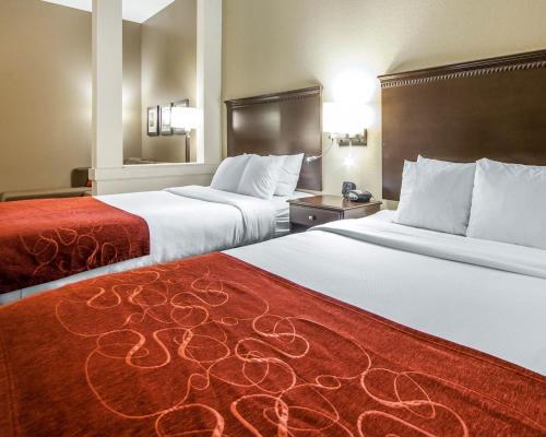 Comfort Suites Marietta Parkersburg