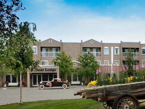 Bear Lodge Hotel Fairbanks in AK