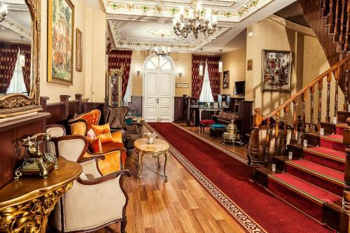 Istanbul Beyaz Kosk Hotel rezervasyon