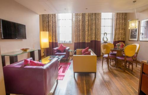 DoubleTree by Hilton Hotel London - Marble Arch photo 25