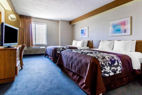 Sleep Inn University Photo