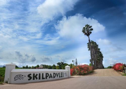 Skilpadvlei Wine Farm Photo