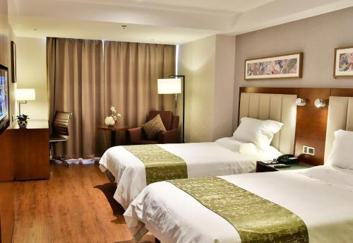 Home Inn Plus Beijing Nongzhan Chang Hongqiao photo 2