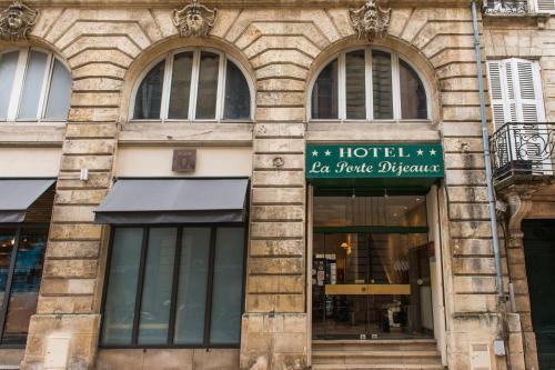 Hotel la porte dijeaux h tel 4 rue bouffard 33000 for Hotel rue lafaurie monbadon bordeaux
