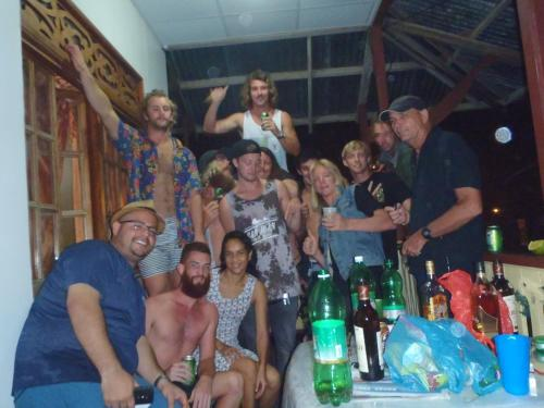 Hostal Doña Irma Bocas Photo