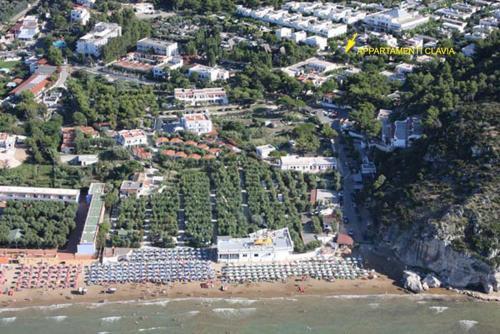case vacanze peschici beach in italy