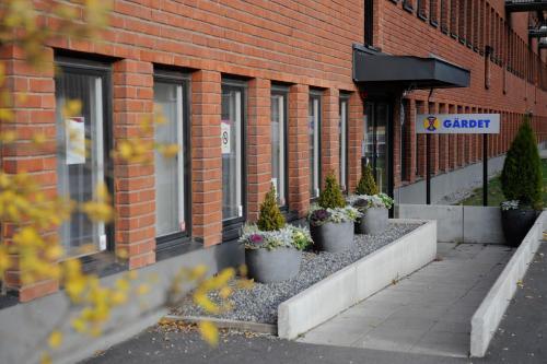 STF Gärdet Hotel & Hostel photo 14