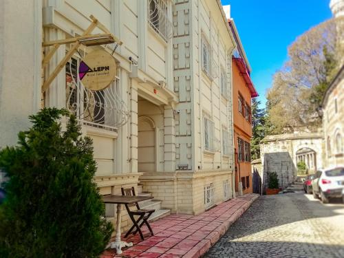 Istanbul Aleph Hotel adres