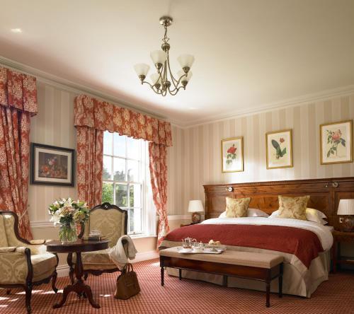 The Kildare Hotel, Spa & Country Club, Straffan, Kildare, Ireland.