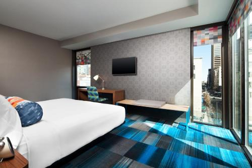 Aloft Denver Downtown - Denver, CO 80202