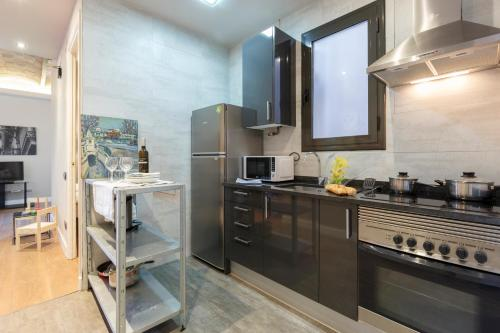 AinB Eixample-Miro Apartments photo 35