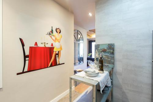 AinB Eixample-Miro Apartments photo 36