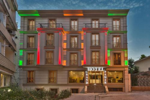 Istanbul Grand Pamir Hotel telefon