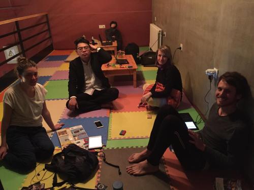 Beijing Sunrise Youth Hostel Beihai Branch photo 27