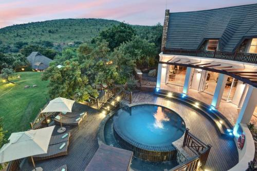 African Pride Mount Grace Country House & Spa Photo