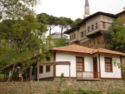 Odemis Birgi Cinaralti Pension online rezervasyon