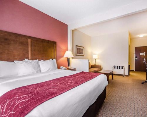 Comfort Suites Prestonsburg Photo