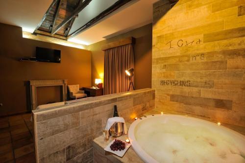 Suite El descanso  Hotel Rural La Viña - Only Adults 11