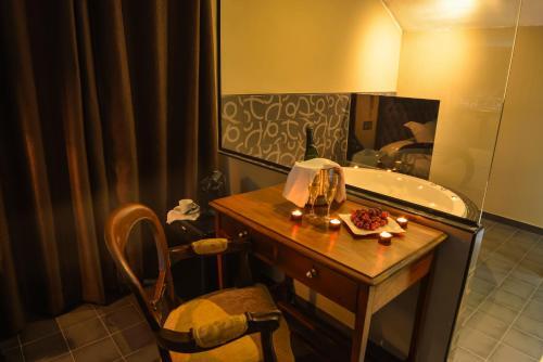 Suite El apeadero  Hotel Rural La Viña - Only Adults 10