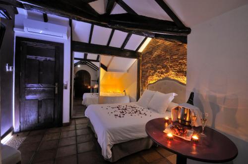 Suite El torreón  Hotel Rural La Viña - Only Adults 10