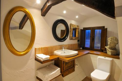 Suite El torreón  Hotel Rural La Viña - Only Adults 11