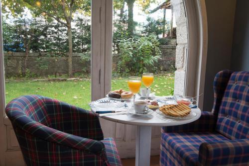 Suite El descanso  Hotel Rural La Viña - Only Adults 7