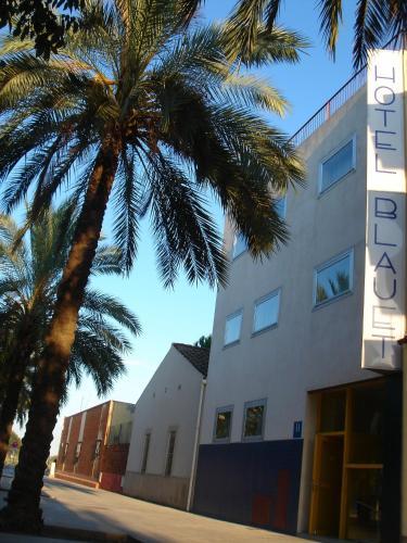 Hotel Blauet impression
