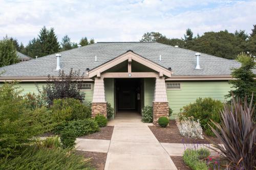 Oregon Garden Resort Lodge Silverton