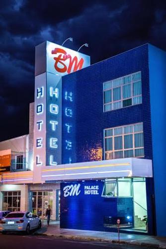 Foto de BM Palace Hotel