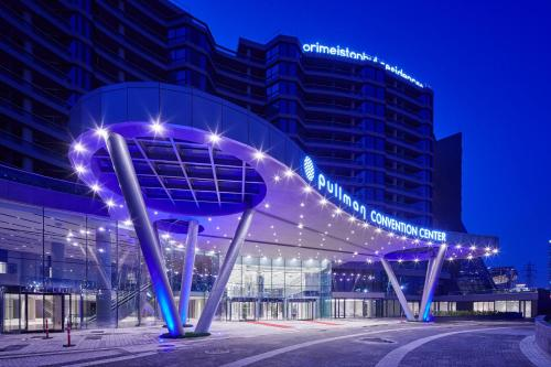 Pullman Istanbul Airport Hotel & Convention Center photo 71