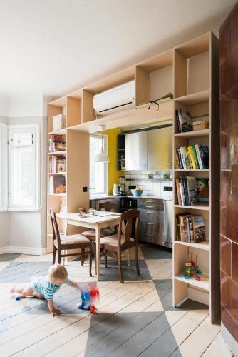 HotelHistory Designer Flat