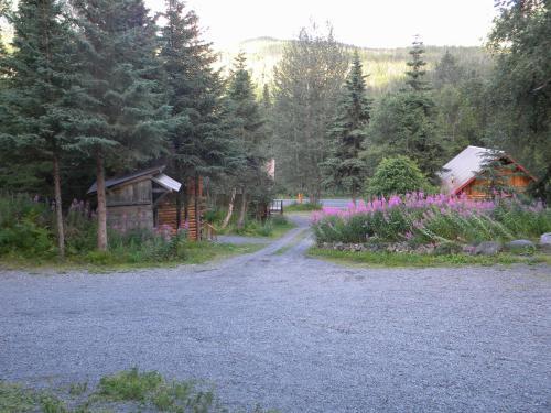 Midnight Sun Log Cabins - Moose Pass, AK 99631