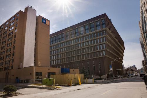 Ryerson University-international Living Learning Centre - Toronto, ON M5B 2L1