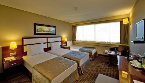 Istanbul Golden City Hotel photo 20