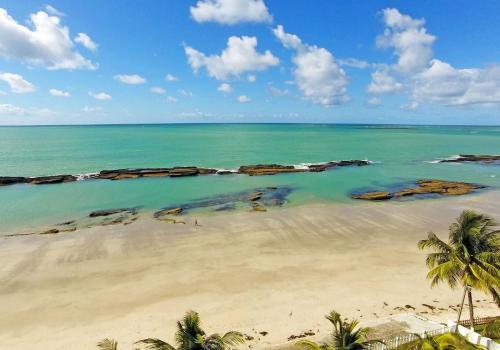 Praia Dos Carneiros Flat Hotel Photo