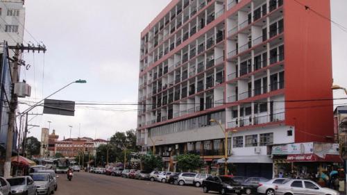 HotelAjuricaba Suítes 8