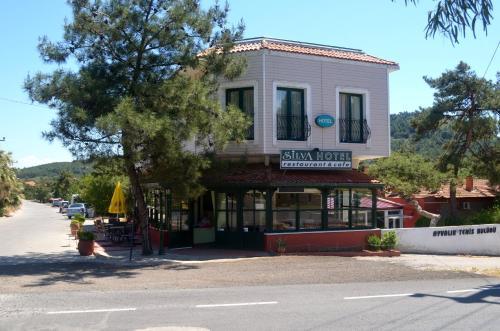 Ayvalık Silva Hotel yol tarifi