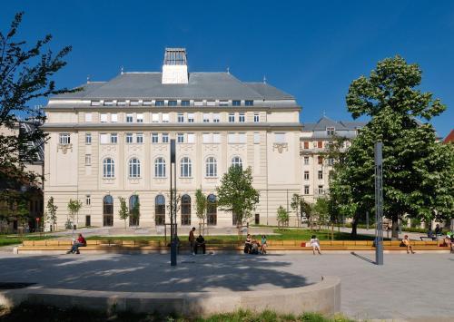 La Prima Fashion Hotel Budapest photo 43