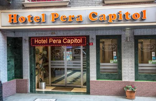 Hotel Pera Capitol photo 6