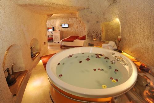 Ortahisar Tafoni Houses Cave Hotel tatil