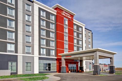 Hampton Inn And Suites Medicine Hat Ab Canada
