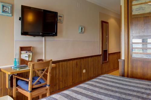 Doppel- oder Zweibettzimmer Hotel Mirador del Sella 7