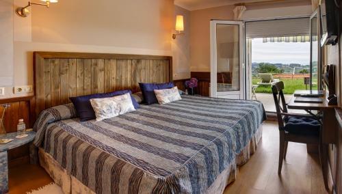 Doppel- oder Zweibettzimmer Hotel Mirador del Sella 9
